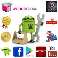 KODI v16.1 Android TV Box Fully Loaded Install Upgrade Courier Repair Service