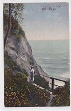 O 334- Fuchsschlucht bei Warnicken, 1916 als Feldpost gelaufen