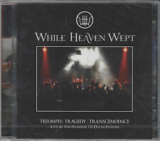 WHILE HEAVEN WEPT - Triumph, Tragedy, Transcendence / Sealed Doom Metal CD / DVD