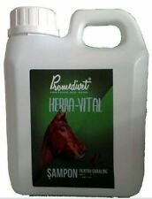 *****HERBA-VITAL HORSE Shampoo for growth & strengthenhair 1LT*****