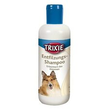 Dog Detangling Grooming Shampoo - Suitable for Long Hair - Eases Combing -250 ml