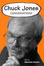 Chuck Jones: Conversations (Conversations with Comic Artists)-ExLibrary