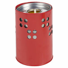 3 x 10 Hr Citronella Scented Tealight Candles With Metal Holder Home Gift Scents