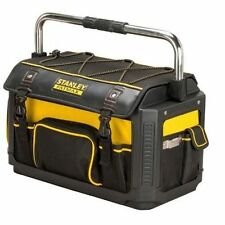"Stanley STA179213 Fatmax Plastic Fabric Tote Toolbag 20"" With Cover 1-79-213 New"