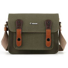 Genuine CANON Pocket Shoulder Bag Case 6520 for D-SLR RF Lens EOS 100D 650D 700D