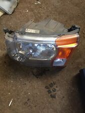Discovery 3 Tdv6 2.7 2007 o/s front head light unit XBC500032