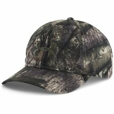 Under Armour Camo Snap Back Cap (Mossy Oak Treestand) 1238885-906