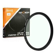 K&F 82mm Pro Super Slim UV MRC Nano-X HD German Glass Multi-Coated Filter