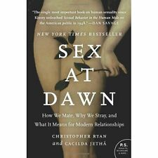 Sex at Dawn Christopher Ryan, Cacilda Jetha HarperPerennial PB / 9780061707810