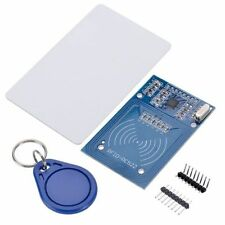 MFRC-522 RC522 RFID RF IC card reader sensor module, Arduino ARM Raspberry pi
