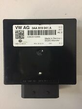 VW Caddy Tiguan Control unit DCDC Transducer 3AA919041A Voltage stabilizer 2015