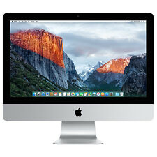 "Apple Imac A1418 Intel Core i5 8GB 1TB 4K OS X 21.5"" Yosemite Todo en Uno (101590"