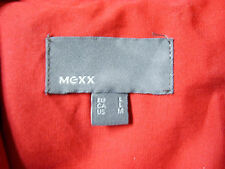 NEW Men's M Mexx Red Casual Button Down Shirt