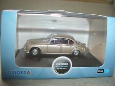 Oxford 76JAG2006 JAG2006 1/76 OO Scale Jaguar Mark 2 MkII Golden Sand Opalescent