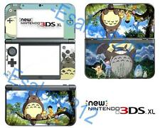 Totoro My Neighbor Vinyl Decals Skin Sticker Cover for Nintendo New 3DS XL 2015
