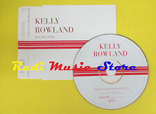 CD Singolo KELLY ROWLAND Train on a track 2003 PROMO SONY no lp mc dvd (S5)