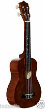 KAPS Ukelele - Concert Size (Shining Brown with bag)..