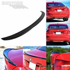 Carbon Fiber BMW F30 performance Type 320 328i Rear Trunk Spoiler Wing 2016 335i