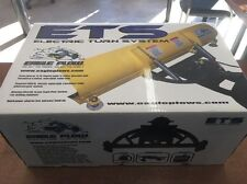 Eagle Snow Plow ETS Electric Turn System ATV and UTV NEW! (item#634)
