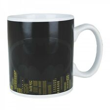 Ceramic Mug - Heat Changing Batman design Mug, 400ml
