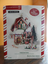"Dept 56 56952 Candy Cane Corner ""C"" Ed North Pole Factory Shop Christmas Village"