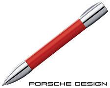 Porsche Design P3140 ShakePen Salsa Red Ballpoint Pen 944-132