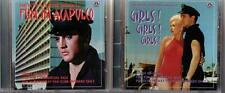 Elvis Presley 2 CD's - The Elvis Acetates Vol. 1 + 2 / Fun in Acapulco + Girls..