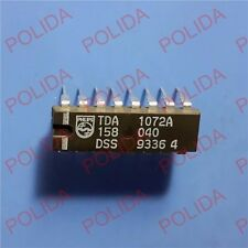1PCS AM Receiver IC PHILIPS/TFK/TELEFUNKEN DIP-16 TDA1072A TDA1072A/V4