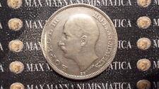 BULGARIA 100 LEVA 1930 SILVER ARGENTO