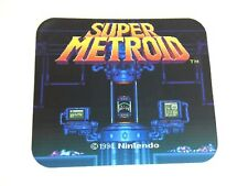 Custom Super Metroid Mouse Pad - Nintendo SNES NES  Free Shipping!