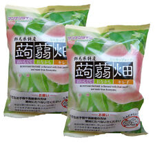 KONNYAKU BATAKE Peach - 25g✕12Cups✕2bags  Japanese jelly for healthy and diet