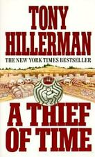 BUY 2 GET 1 FREE A Thief of Time by Tony Hillerman (1990, Paperback, Reprint)