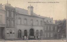 CPA 80 AILLY SUR NOYE L'HOTEL DE VILLE