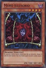Muro Illusorio YU-GI-OH! WGRT-IT002 Ita SUPER RARA Ed. Limitata
