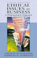 Ethical Issues in Business: A Philosophical Approach, , Good Book