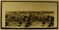 Plaque Verre Stéréo Turquie Constantinople Lévy Férrier 1860/65
