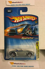 Ford Shelby Cobra Concept #1 * Grey w/ PR5 Rims * 2005 Hot Wheels * H17