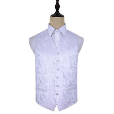 "Men's Jacquard Passion Special Occasion Wedding Groom Waistcoat - Size 36"" - 50"""