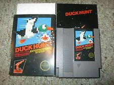 Duck Hunt (Nintendo Entertainment System NES, 1985) Complete in Box GOOD