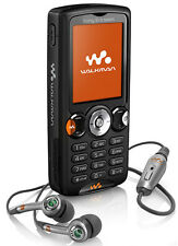 Sony Ericsson W810 Black GSM Small lovely music phone Unlocked free shipping