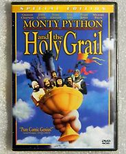 LIKE NEW Condition Monty Python The Holy Grail WS DVD 2-Disc Special Edition