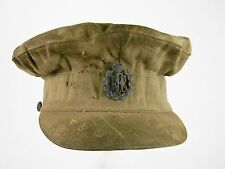 Authentic British WW1 Royal Flying Corps Aviator Visor Cap / Hat Museum Quality!