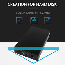 External HDD Enclosure Case Box 3.5inch USB3.0 SATA External Storage Enclosure