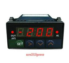-200-2300 C/F LED Digital Temperature Meter Power 12V+Thermocouple