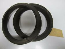 85 Mopar K-Body Front Coil Spring Isolators Pair NOS 4322047