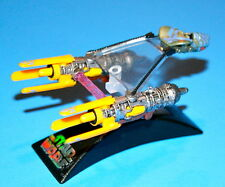 MICRO MACHINES STAR WARS ANAKIN SKYWALKER PODRACER TITANIUM SERIES DIE-CAST