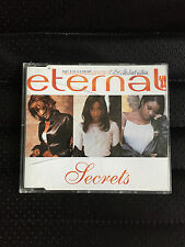 ETERNAL SECRETS CD SINGLE 4 TRACKS PART 2 OF 2 CD SET