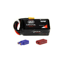Venom 35053 50C 3S 850mAh 11.1V Drone Racing LiPo Battery with Universal 2 35053