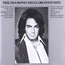 Neil Diamond - His 12 Greatest Hits MCA RECORDS / Made in Germany CD
