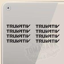 PEGATINA TRUVATIV VINYL STICKER DECAL AUFKLEBER AUTOCOLLANT ADESIVI